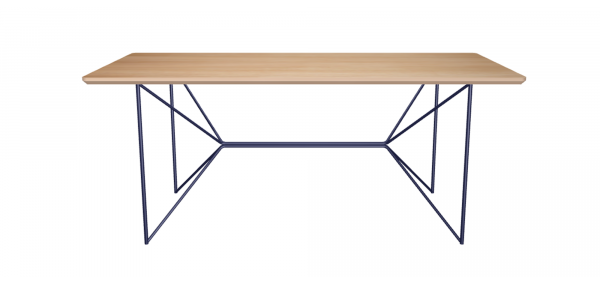 Table Sur Mesure Wooply Longueur 180cm - Face