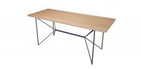 Table Sur Mesure Wooply Longueur 180cm - Ortho